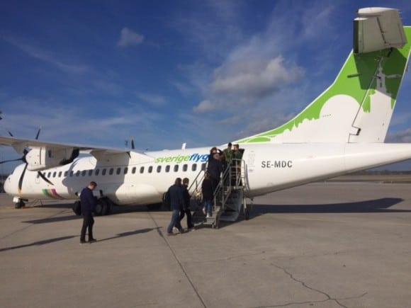 Moderna flygplan