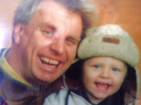 Jag och min son Max