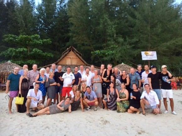 Entreprenörsvecka 2016 i Thailand