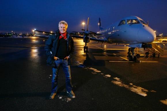 Jag när Sverigeflyg gick som bäst